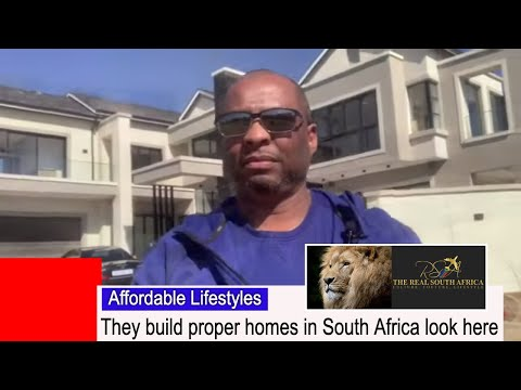 Homes you can purchase in South Africa right now