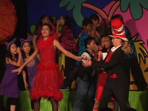 2009 Seussical Jr. Musical Part 1/3 [Laguna Road Elementary School 6th Grade Play]