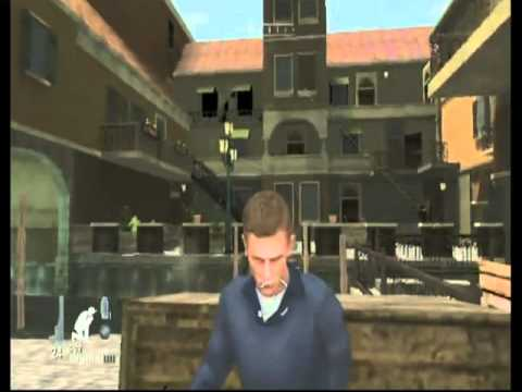 007 Quantum Of Solace Wii Venise Youtube