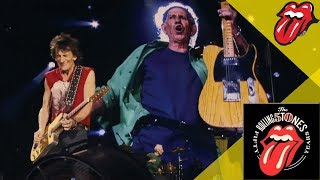 Смотреть клип The Rolling Stones - Jumpin Jack Flash - Sweet Summer Sun: Hyde Park Live