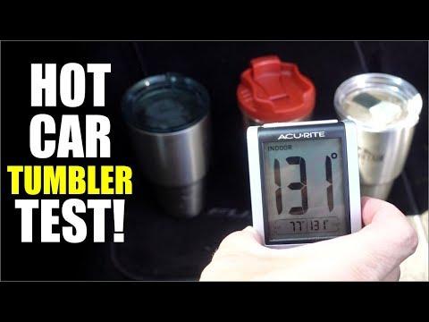Yeti Vs Ozark Trail 30oz Tumbler Hot Test Challenge Doovi