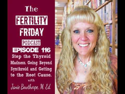 FFP 116 | Going Beyond Synthroid & Getting to the Root Cause of Thyroid Disorders | Janie...