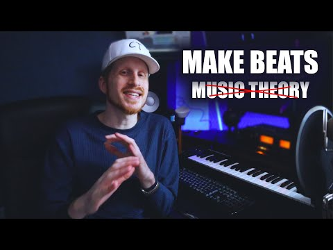 How to Make Beats WITHOUT KNOWING Music Theory!