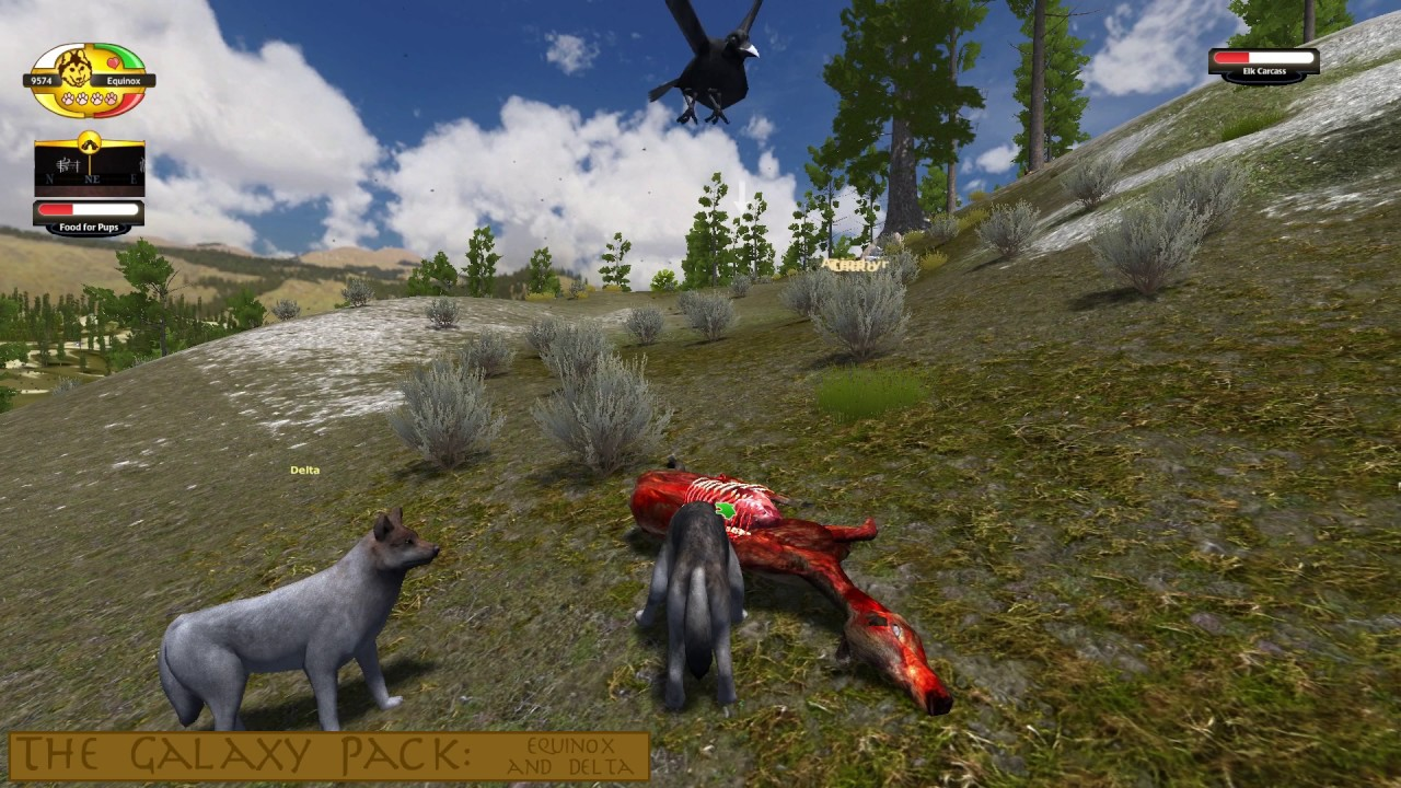 Download WolfQuest: The Galaxy Pack | Episode 27- A Companion's Courage (DotD)