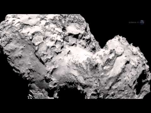 Landing On A Comet Is Extremely Difficult | Video