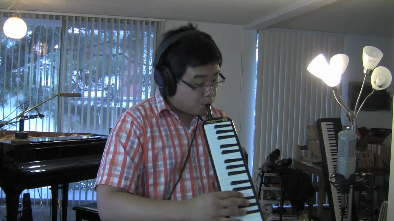 The Anime Music on Melodica Project — Musespeak