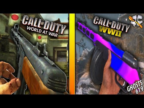 1 Match of World at War and 1 Match of WW2...