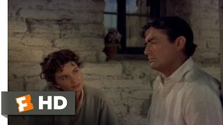 The Big Country (6/10) Movie CLIP - Shall I Go On? (1958) HD
