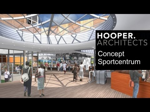 Architectural Animation Sports entre Netherlands by 3D Partners