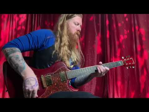 DEVILDRIVER - Nest Of Vipers (Solo Play-through)  Napalm Records