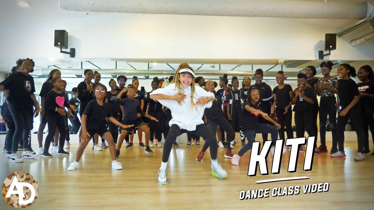 Download Djibril Cissé & DJ Peet - Kiti ft. Niniola (Dance Class Video) | Maïmouna Choreography