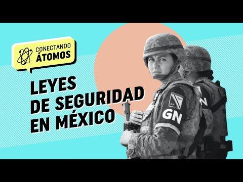 Conectando Átomos Ep.24 Leyes de seguridad en México