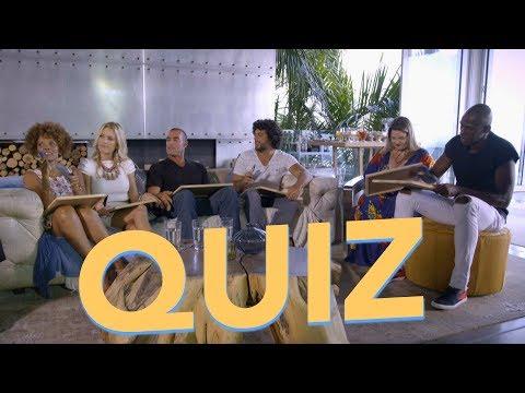 Quiz de Moda - Fe Souza + Paulo Zulu + Bel + Jesus Luz + Gi + Amanda + Vinicius - Vai, Fernandinha
