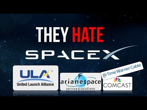 Why Do These Companies HATE SpaceX ? Ep 4