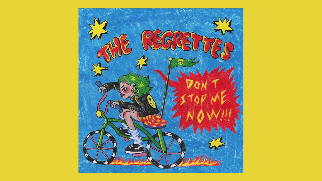 The Regrettes - Don't Stop Me Now (Queen Cover)