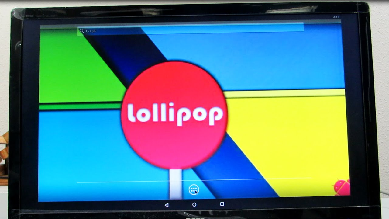 Android Lollipop on Jetson TK1