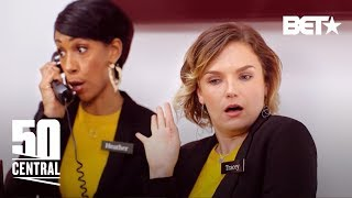 The Most Ratchet Car Rental Employees EVER | 50 Central