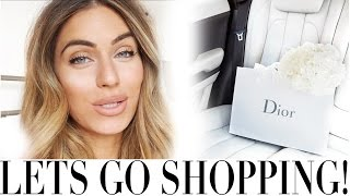 COME SHOPPING WITH ME | Lydia Elise Millen