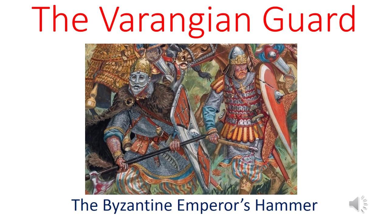The Varangian Guard - Hero Display
