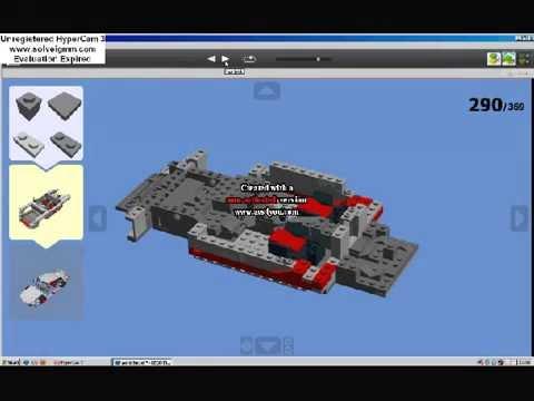 Lego Porsche 911 Gt3 Rs Lego Digital Designer Part 1 Youtube