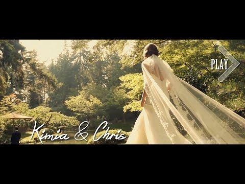 The Most Romantic Wedding Video - Kimia & Chris, Vancouver