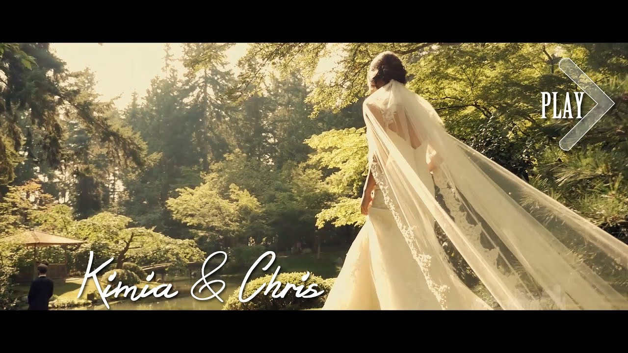 Romantic wedding pictures  The Most Romantic Wedding Video - Kimia & Chris, Vancouver - YouTube