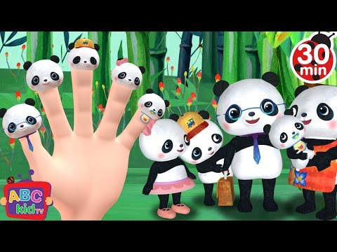 Finger Family Song Collection | CoCoMelon Nursery Rhymes & Kids Songs