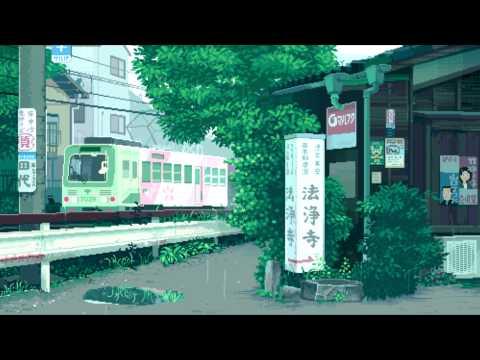 Train, Rain, Traffic Comp [ASMR]