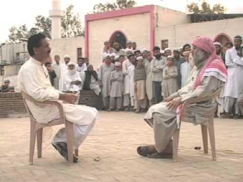 Taakra Khushnood Ali Khan's Interview with Maulana ghazi
