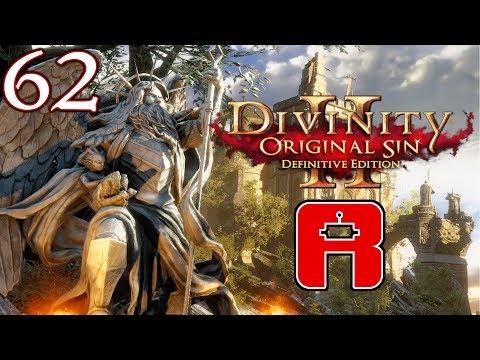 Saving Natalie Bromhead! - Divinity Original Sin 2 Definitive Edition - Ep 62 - w/CharliePryor