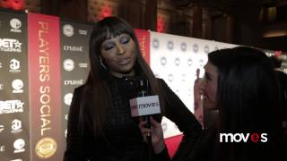 MovesTV interview with Cynthia Bailey