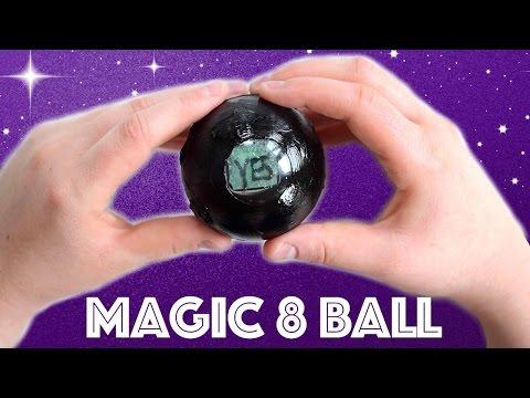 DIY it! - Magic 8 Ball // How to make a DIY liquid magic 8 ball fortune teller // Liquid DIY collab