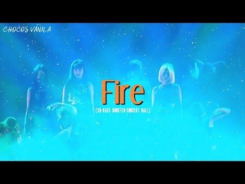 [3D+BASS BOOSTED+CONCERT HALL] [QUEENDOM] (G) - IDLE(여자)아이들) - FIRE