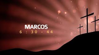 Marcos 6.30-44 | Rev. Fabiano Oliveira