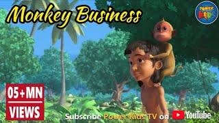 Jungle Book Hindi Cartoon für Kinder | Junglebeat | Mogli Cartoon Hindi | Episode 34