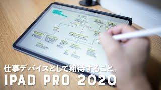 iPad Pro(2020)に期待する2つの進化 〜ビジネスパーソンが普通に使えるデバイスへ〜