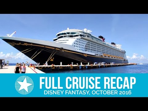 Disney Cruise: Western Caribbean Full Recap (by Picture the