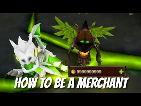 Arcane Legends - How To Be A Merchant