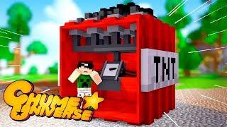 Minecraft: DENTRO DE UMA TNT! - (Chume Universe #9)