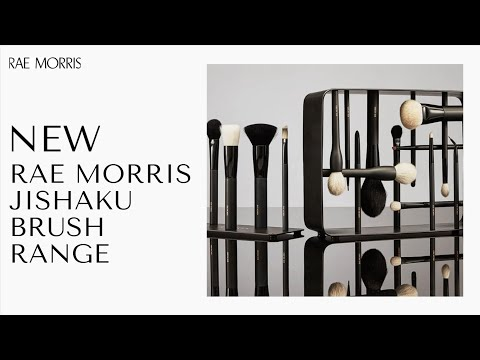 Game Changer! The New Rae Morris Jishaku Brush Range