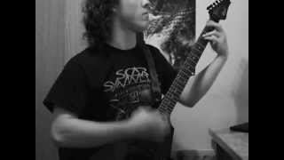 Hate - Eternal Might - 1st Guitar Cover