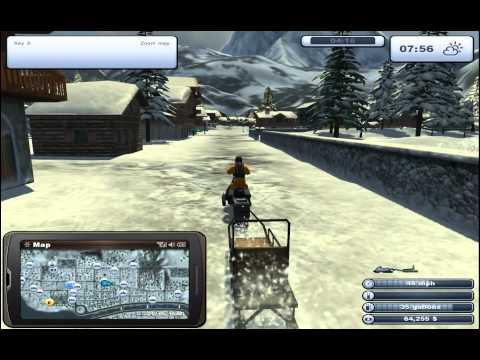 Lets Play Ski Region Simulator 2012 - Ep 004