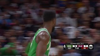 Quarter 1 One Box Video :Cavaliers Vs. Celtics, 10/16/2017