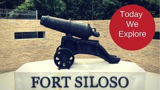 Explore World War 2 Historical Site at Fort Siloso Sentosa - Singapore