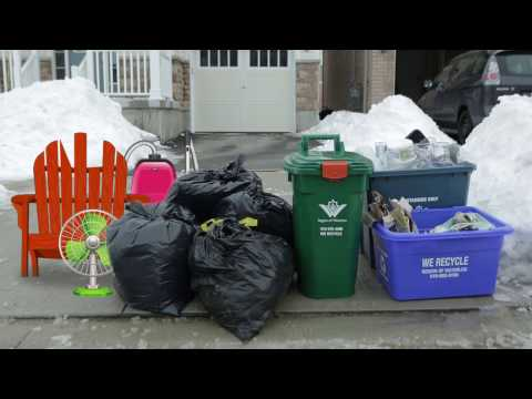 March 6th Waste Management Changes