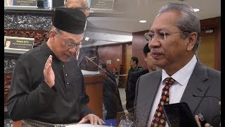 Annuar Musa looking forward to Anwar's contribution parliamentary reforms