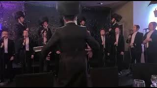 Yiddish Nachas Performing With Lev Voices - אידיש נחת עם מקהלת לב