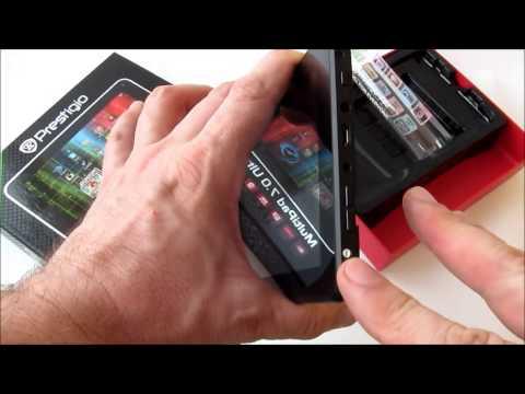 Prestigio Multipad 7.0 ULTRA+ PMP3570C: полный видео обзор