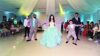 Tatyana's Quince Surprise Dance