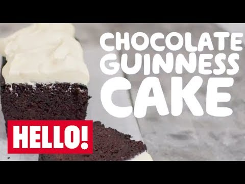Chocolate Guinness cake is THE dessert upgrade you never knew you needed